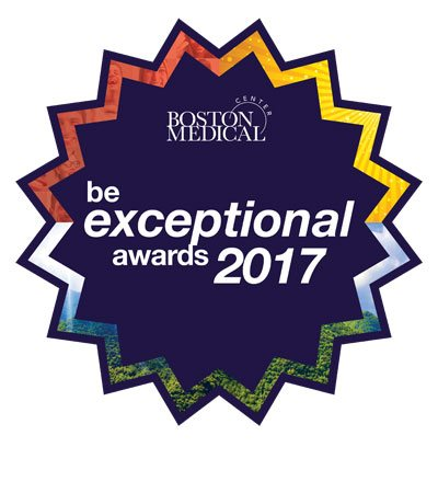 Be Exceptional Awards Logo