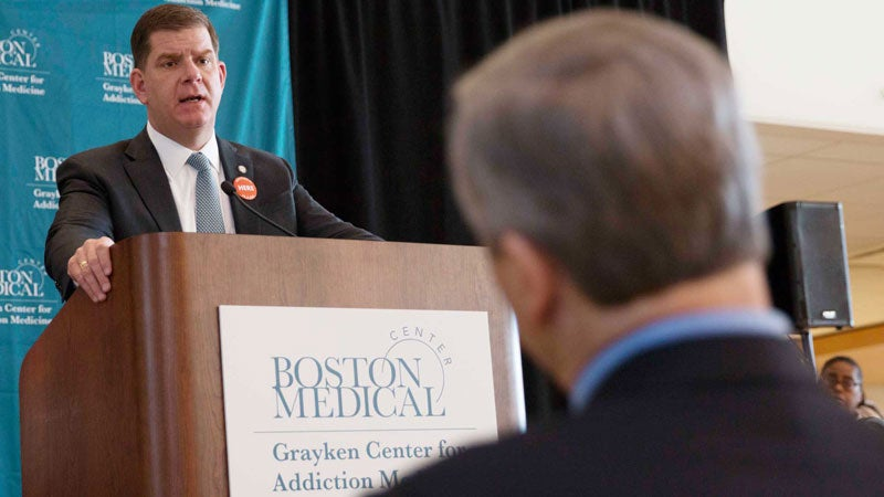 $25 million gift advances Boston Medical Center's leadership in treating and preventing addiction