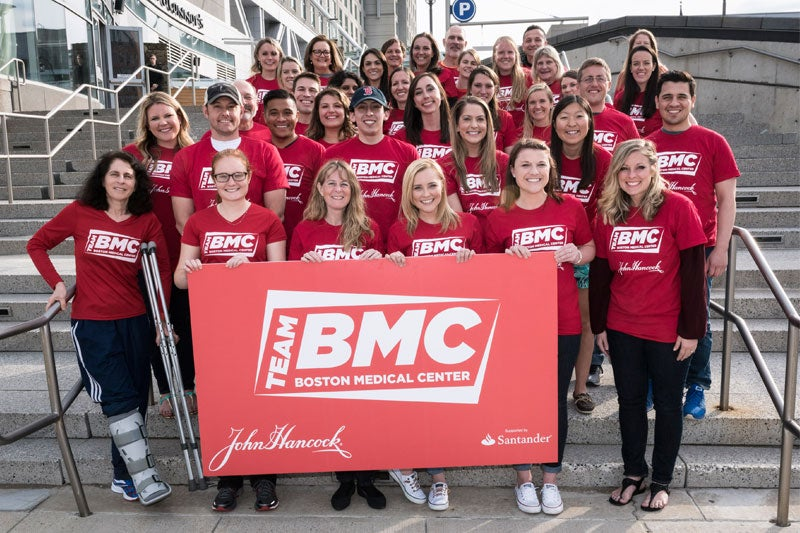 Ten-word stories: Why I'm Running the Boston Marathon with Team BMC