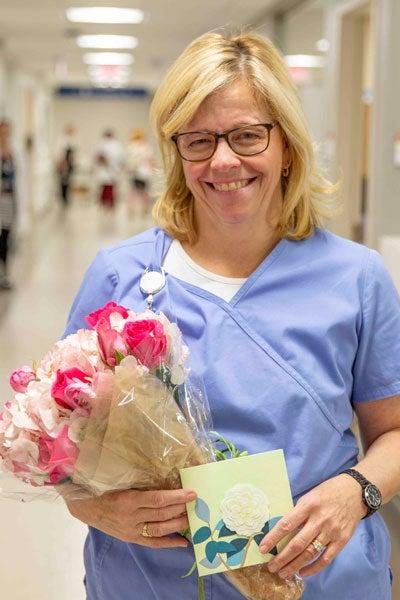 Congratulations Patti Whynot, RN!