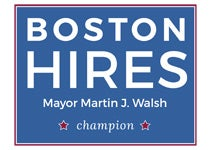 Boston Hires logo