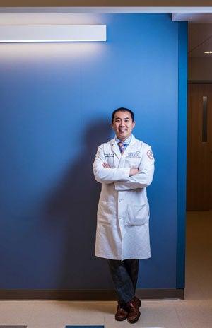 BMC Orthopedic Surgeon Awarded Prestigious Fellowship