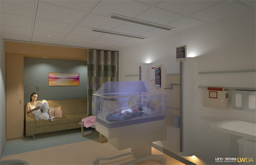 Labor Delivery Construction Nicu