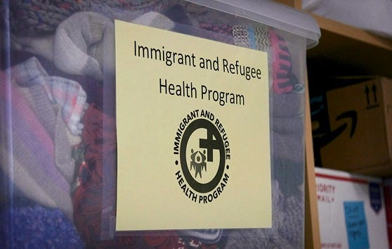 immigrant and refugee health program