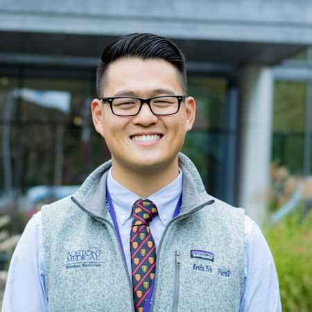 Kevin Yeh, PharmD, BCPS