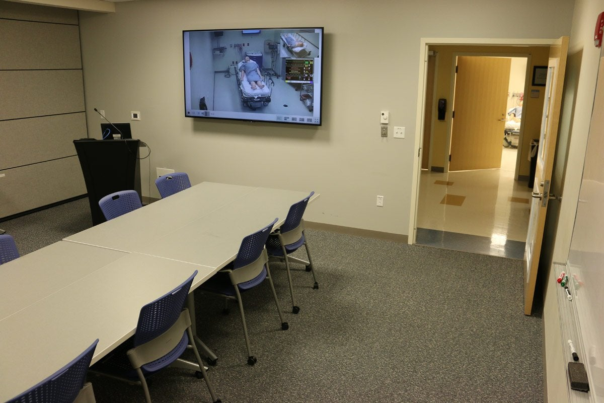 Solomont SIM Center - Meeting Room
