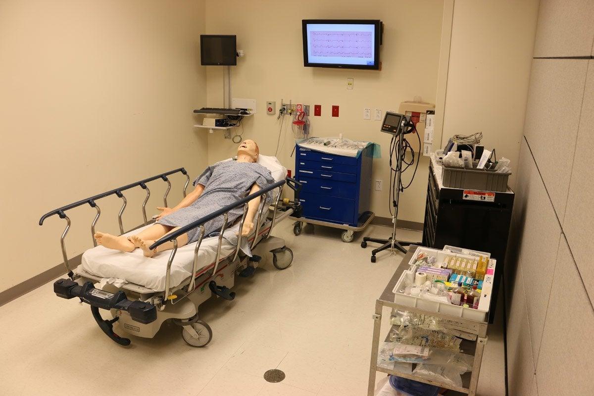 HPS (Human Patient Simulation) Rooms 1-4