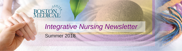 BMC Integrative Nursing Newsletter