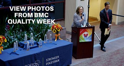 BMC Quality Week