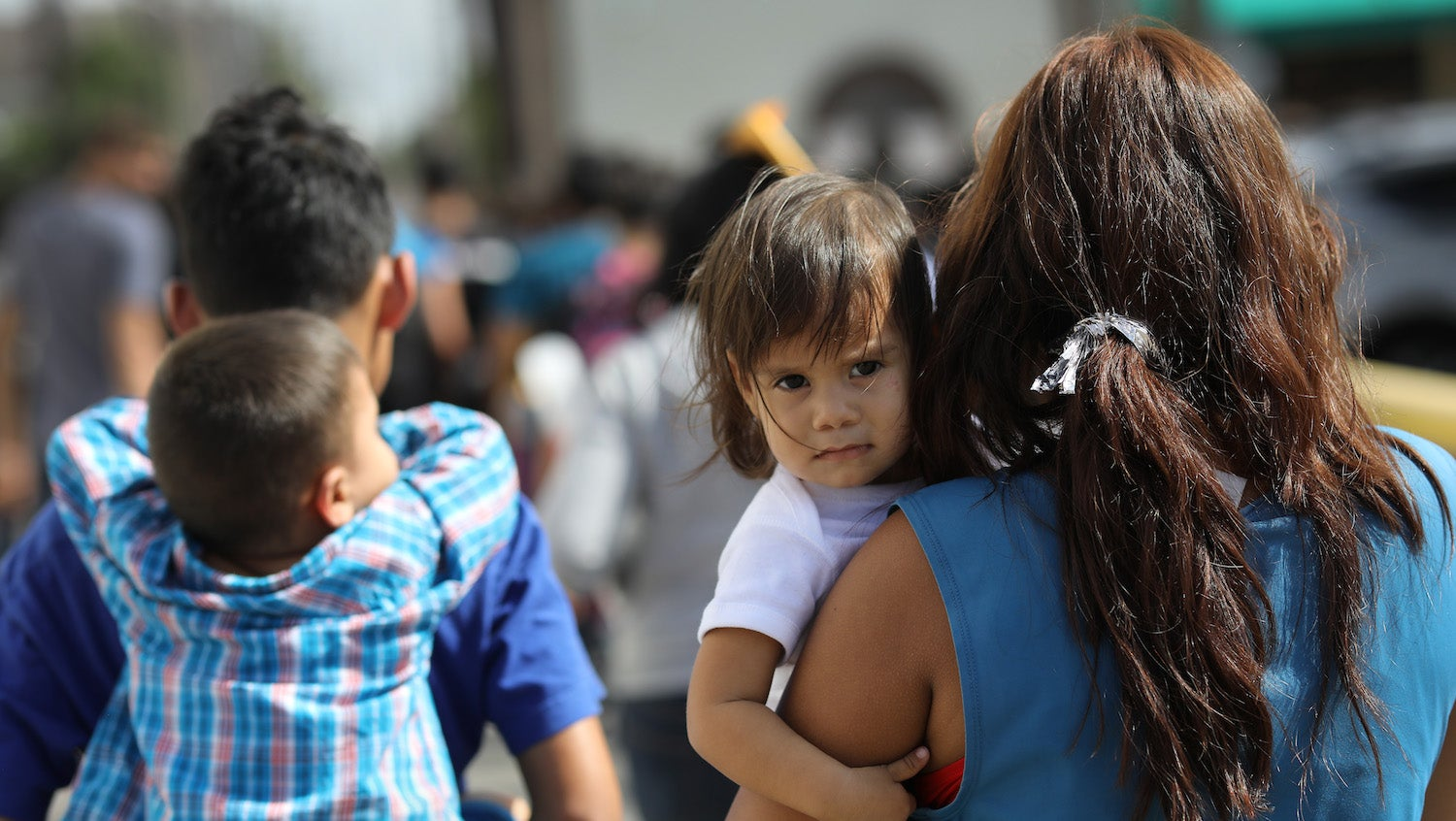 A Family Preparedness Plan helps ensure children's wellbeing in the event of family separation.