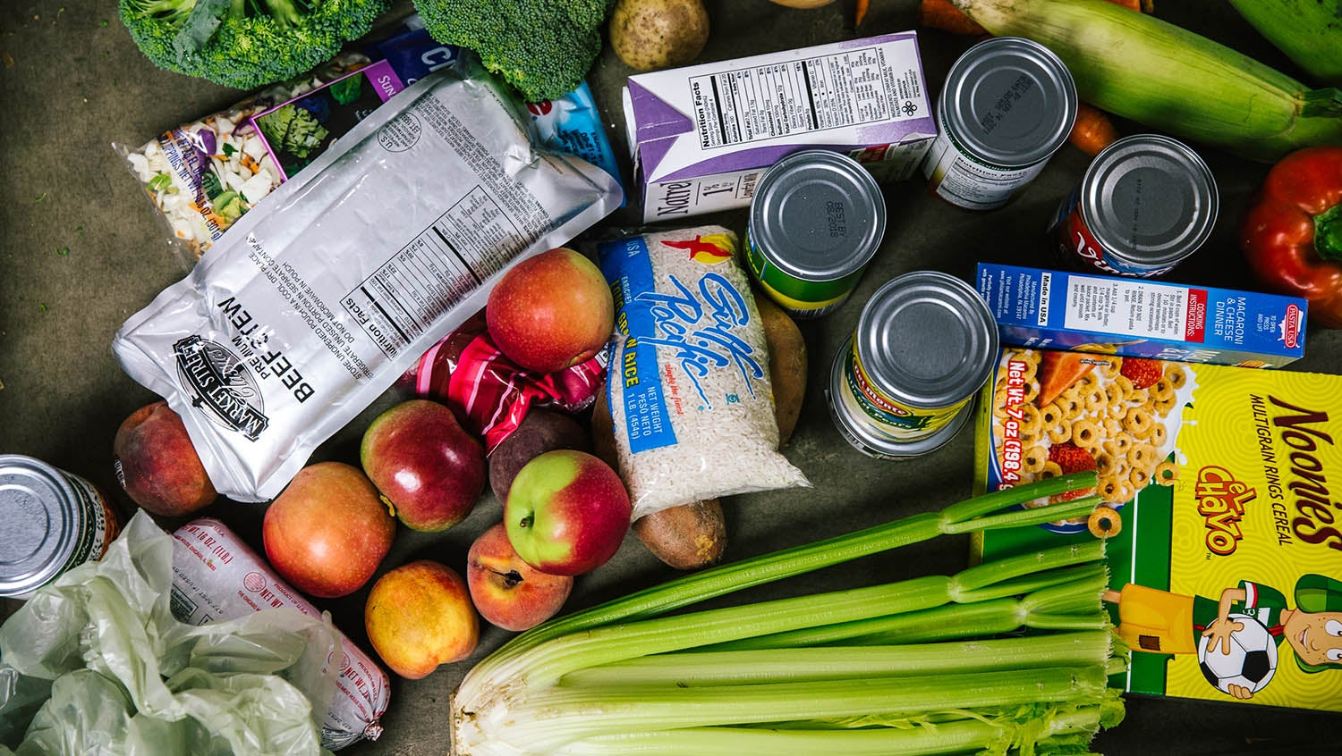 Families in a SCD clinic who screened positive for food insecurity could be referred to on-campus food resources