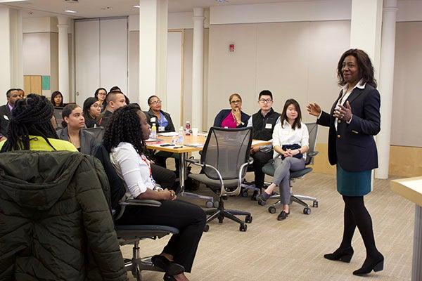 pathways leadership program at boston medical center