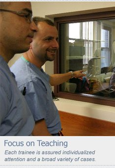 anesthesiology_residency_focus on teaching bmc