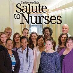 Globe Salute to Nurses