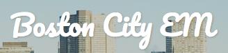 Boston City EM Blog - Logo