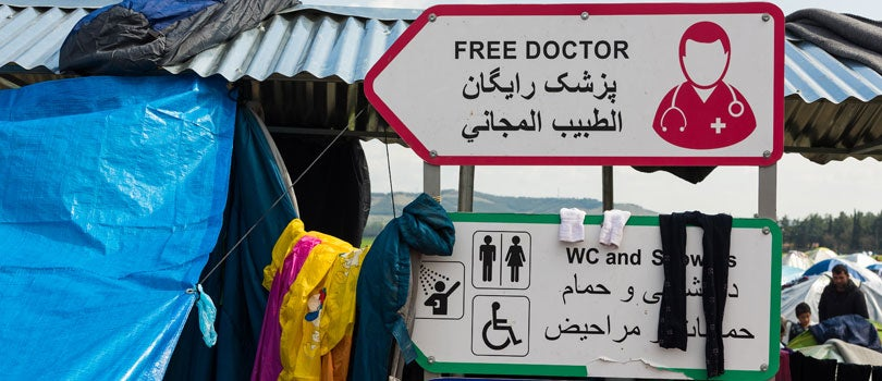 POV: Healthcare Professionals Must Redouble Efforts to Care for Refugees
