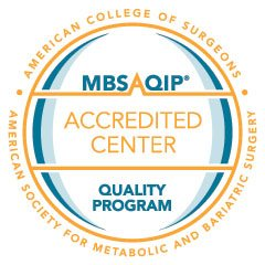 American College of Surgeons | MBSAQIP Accredited Center Quality Program | American Society for Metabolic and Bariatric Surgery