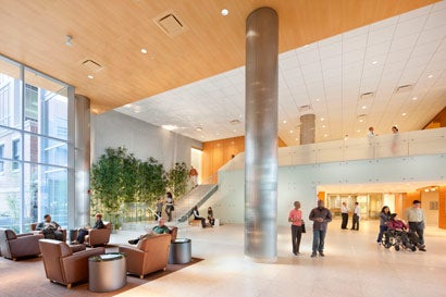 Shapiro Ambulatory Care Center Lobby