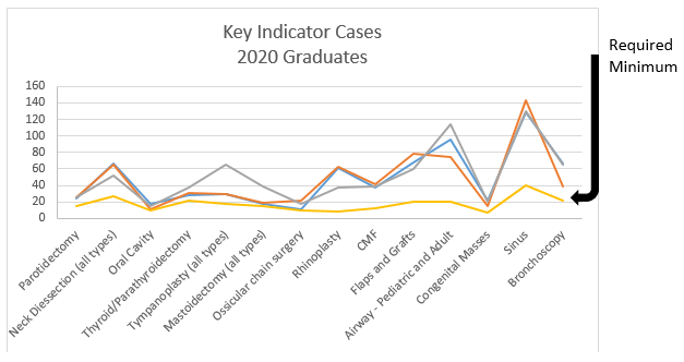 Key Indicators Cases 2020