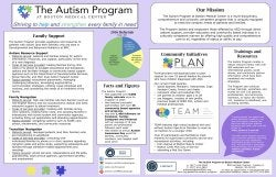 The Autism Plan at Boston Medical Center: Page 3