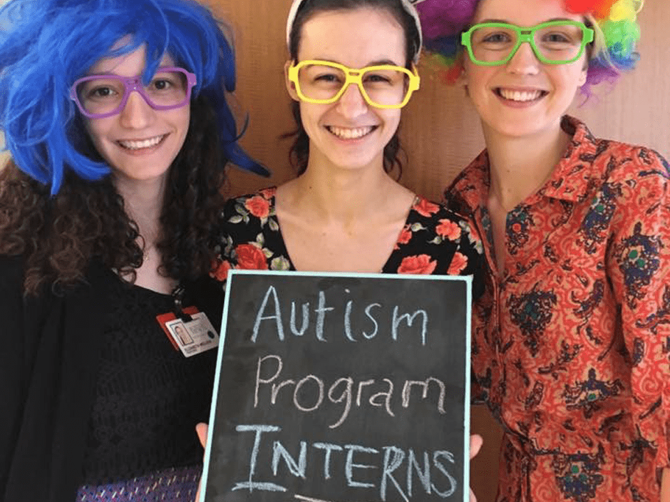 Autism Program Volunteers & Interns