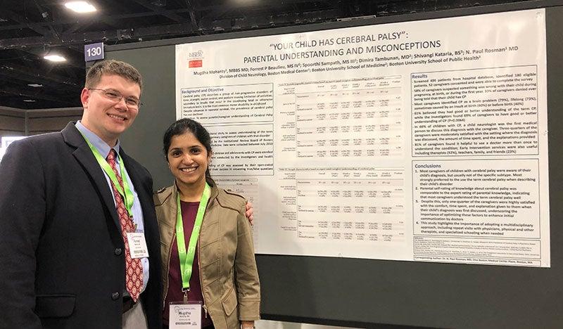 Boston Medical Center Pediatrics Neurology Residents
