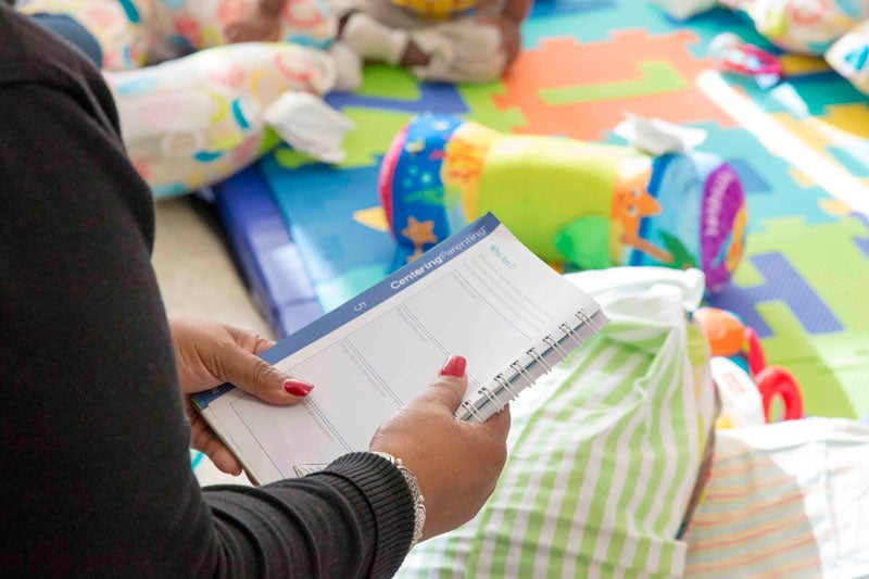 Centering Parenting Group