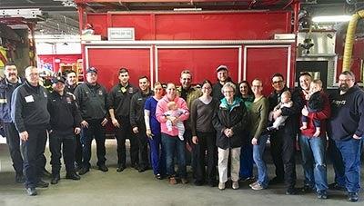Salem first responders