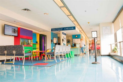 Pediatrics Primary Care at Boston Medical Center