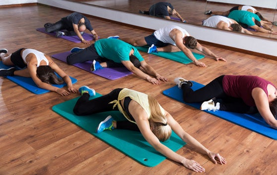 New study shows promise of yoga in treating back pain