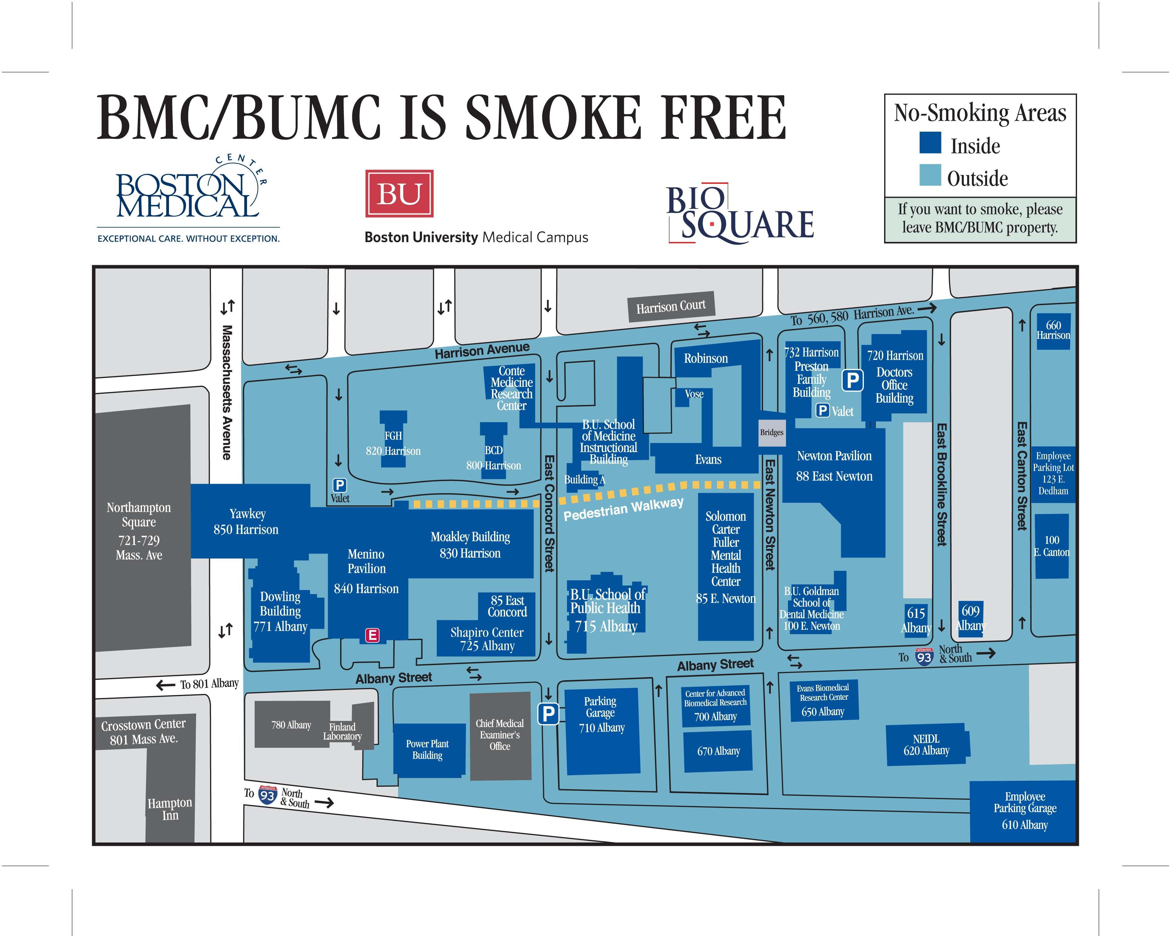 Smoking Policy | Boston Medical Center