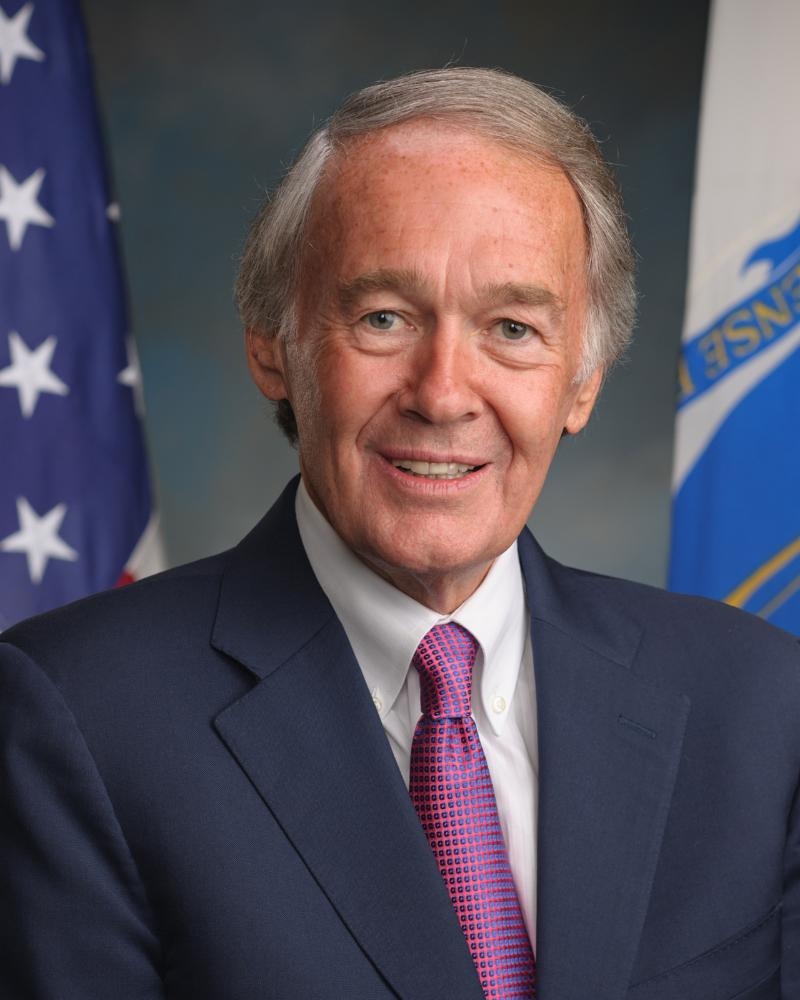 Senator Edward Markey headshot
