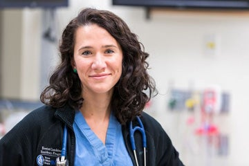 Lucy Marcil, MD