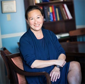 Surgical oncologist Jennifer Tseng, MD, MPH
